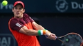 James McGee marches on at Australian Open