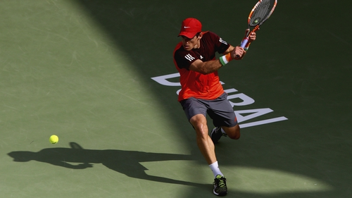 James McGee managed to win just three games in defeat to Joao Sousa