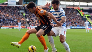 Robbie Brady won all the plaudits for Hull against QPR