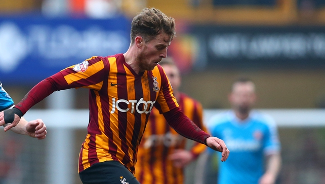 Irish abroad: Billy Clarke sparkles for Bradford