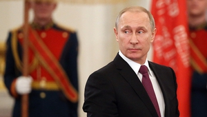 Vladimir Putin last week ordered the intensification of Moscow's bombing campaign in Syria