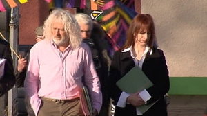 Mick Wallace and Clare Daly have both made claims about An Garda Síochána in the Dáil