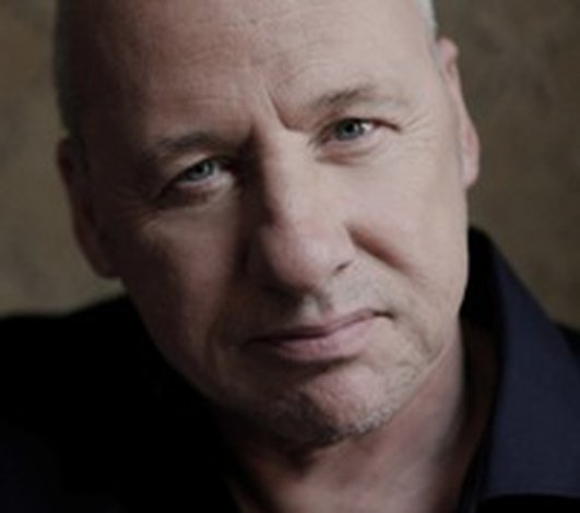 Rock Guitarist Mark Knopfler