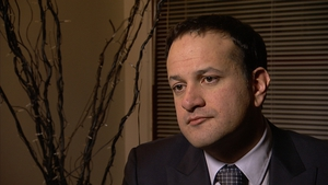 Leo Varadkar said noone in his department was disputing the draft HIQA report