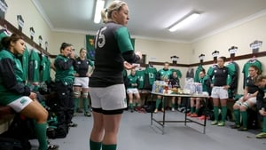 Niamh Briggs captains the side