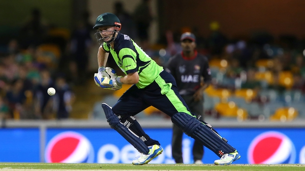 William Porterfield was more support for Ireland from the ICC