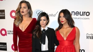 Khloe Kourtney Kardashian and Kim Kardashian