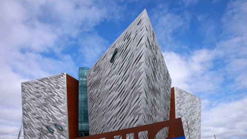 Titanic Belfast welcomed its three millionth visitor last month