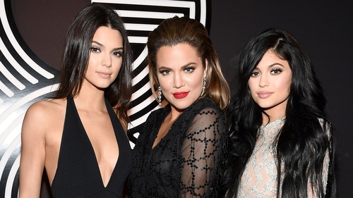 Kendall, Khloe and Kylie