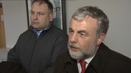 Jack O'Connor was speaking after a two-hour meeting with Aer Lingus shop steward