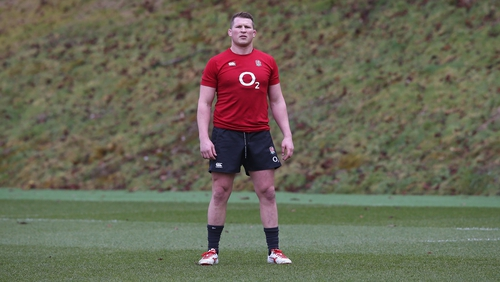 Dylan Hartley's World Cup is over