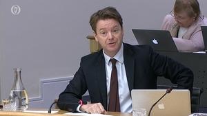 David McWilliams said the Irish banking system was set up to fail