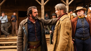 The Salvation will be shown at the Jameson Dublin International Film Festival on Friday March 20 and opens in cinemas on Friday April 17