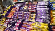 Úinéiri Cadbury le 220 post a scor