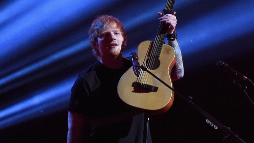 Ed Sheeran and the bizarre  incident with Bieber and a golf club