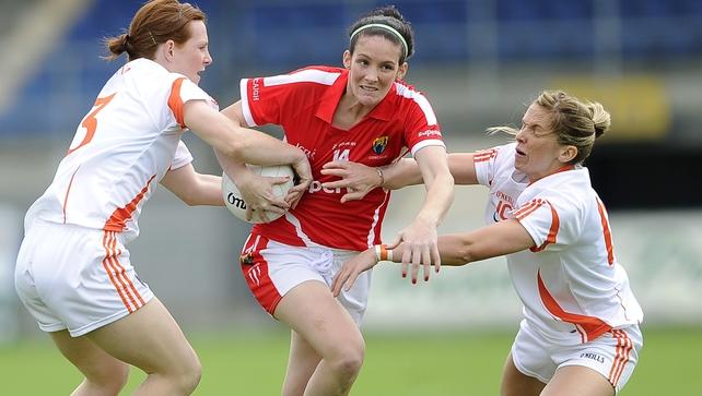 Ladies' football: Cork entertain Galway on Friday