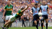 League holders Dublin travel to Killarney to face All-Ireland champions Kerry