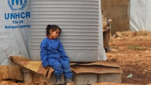 Close to 12 million people have been displaced by the nearly four-year war in Syria