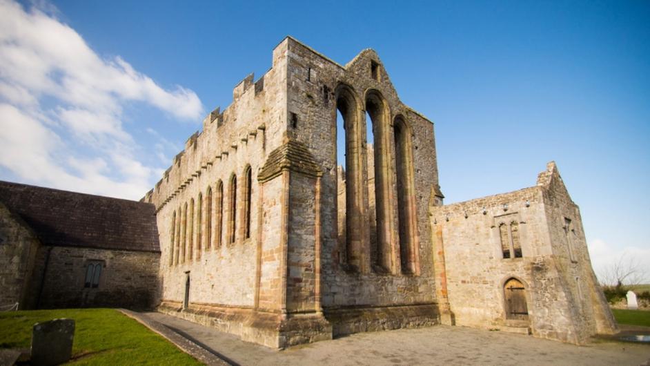 Ardfert Cathedral Ireland Ardfert Cathedral Near Tralee