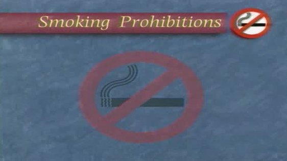Anti-Smoking Legislation (1990)
