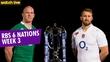 Six Nations Ireland V England