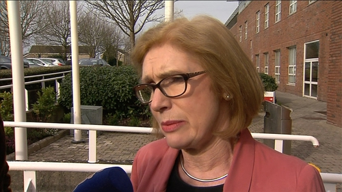Minister O'Sullivan insisted that the Government is willing to intervene in the process if necessary