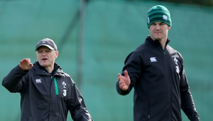 Joe Schmidt will devise Ireland's gameplan against England and Johnny Sexton will be the man tasked with executing it on the pitch