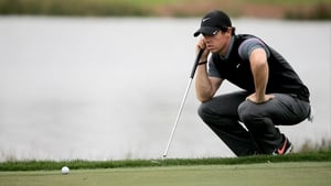 Rory McIlroy hasn't missed a cut since last June's Irish Open at Fota Island