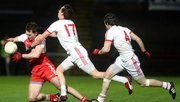 Tyrone face Derry at Healy Park