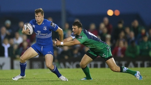 Brendan Macken has only made five appearances for Leinster this season