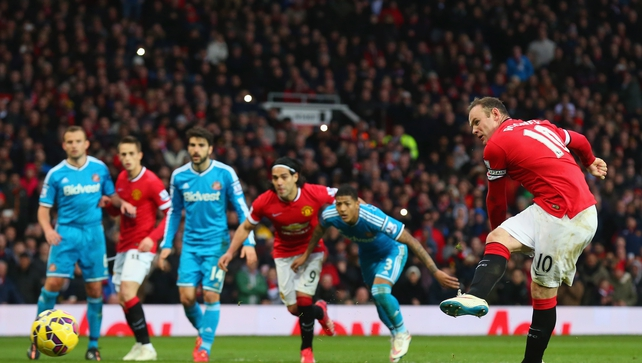 O'Shea escapes red card as United beat Sunderland