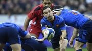 Morgan Parra has been handed a starting role for France