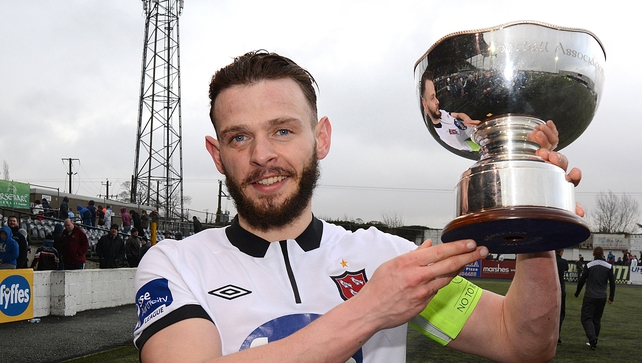 Dundalk edge out Saints in President's Cup