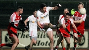 Sean Cavanagh was on target for Tyrone