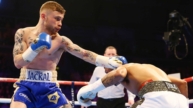 Carl Frampton is confident that he will emerge victorious on Saturday night in Manchester