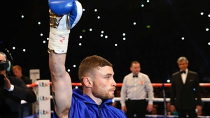 Carl Frampton had been willing to travel to England for the fight