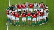 Ireland welcome England to Lansdowne Road with a 3pm kick-off