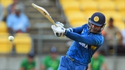 Kumar Sangakkara's century was the joint-fifth fastest in World Cup history
