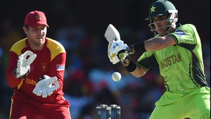 Pakistan captain Misbah-ul-Haq led by example in Brisbane with a knock of 73