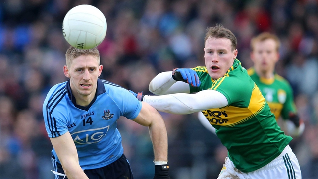 Bryan Sheehan fires Kerry to win over Dublin
