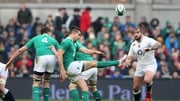 Conor Murray's boxkicking has become a crucial part of Ireland's attacking gameplan