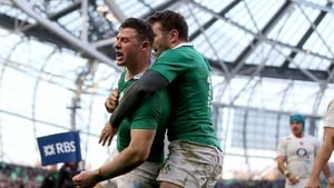 Robbie Henshaw and Jared payne have been the Ireland centre pairing for four of their last six matches