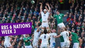 RBS 6 Nations: Ireland v England