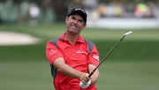 Padraig Harrington is well in contention at the Honda Classic