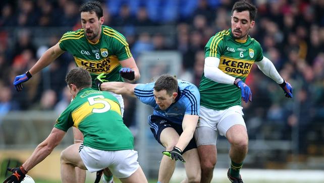 Eamonn Fitzmaurice: Kerry v Dublin a keen rivalry