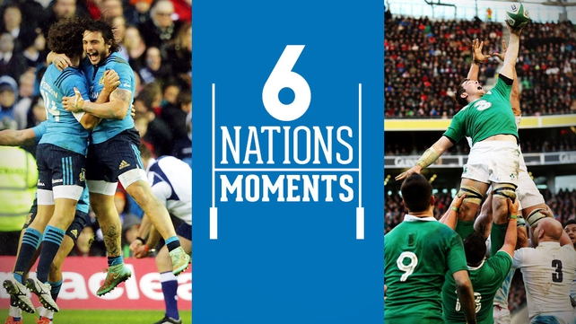 VIDEO: Six Nations Moments - Week 3