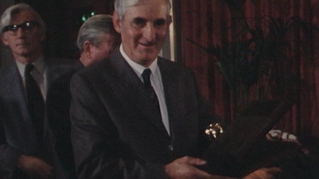 Hurling great Tony Reddin passes away
