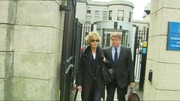 Brian O'Donnell and his wife were pursued for a debt of €71.5m by Bank of Ireland