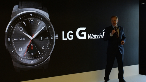 LG has tried to broaden its product range in recent years - including a number of smartwatches