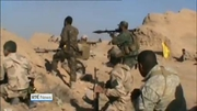 Nine News Web: Iraqi govt say forces have retaken some di